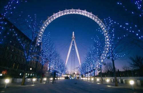 2 for 1 entry on the EDF Energy London Eye £29.16