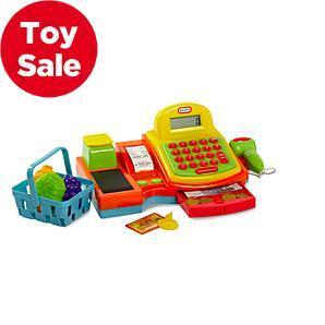 little tike cash register £10 @ asda instore and online