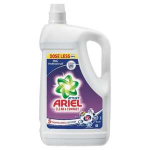 Ariel Actilift Colour Laundry Liquid 100 Wash 5 ltr £10.66 VAT Included @ Costco