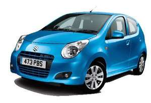 Brand NEW Suzuki Alto Only £5999 OTR VAT FREE @ Suzuki Dealerships