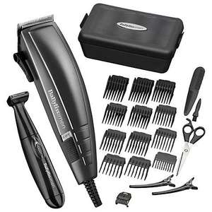 ** BaByliss For Men 7447BU Pro Hair Cutting Kit now £12 @ John Lewis **