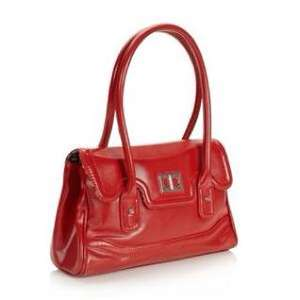 The Collection red handbag originally £22.00 now £8.80 with code @ Debenhams