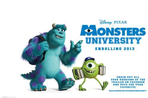 Monsters university £1 at cineworld this Saturday