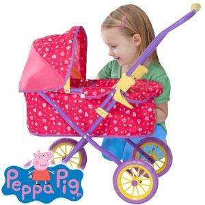Peppa Pig Mini Pram £14.99 @ Home Bargains.