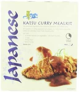 Blue Dragon Katsu Curry Meal Kit 730g - £1.49 @ B&M