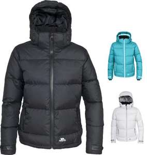 Trespass Cocoon Ladies Down Jacket £59.95 @ Trekwear