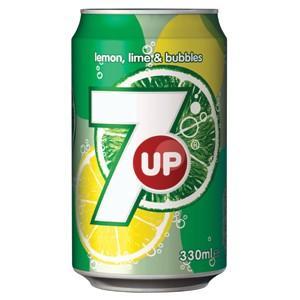 7up 24x330ml £4.29+VAT at jj foods (£5.15)