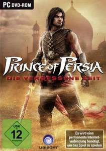 Free Prince of Persia Forgotten Sand (uPlay key) No signup needed
