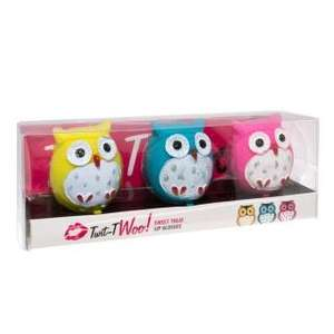 Three pack of Owl Lip Balms £1.99 @ B&M