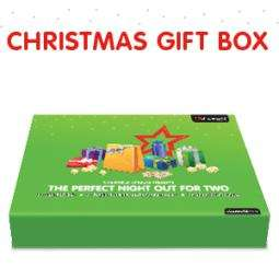 Cineworld Cinemas Christmas Gift Box. £20