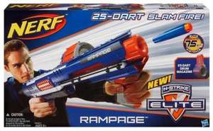 Nerf rampage blaster £13.33 @ amazon Delivered