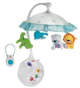 Fisher-Price Precious Planets Projection Mobile £19.99 @ Amazon