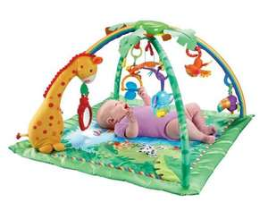 Fisher Price Rainforest Gym £33.33 inc delivery (RRP £63.99) @ Amazon