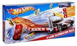 Hot Wheel 4 Lane Raceway Playset £9.99 @ Argos