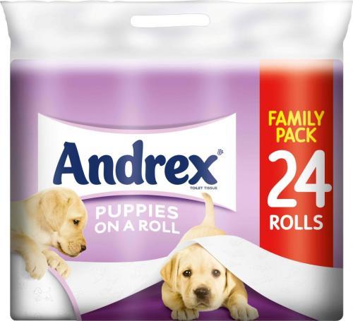48 Andrex Toilet Rolls £13.19 @ Makro Instore