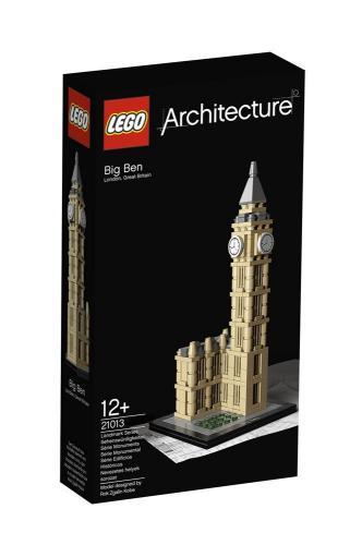 LEGO Architecture 21013: Big Ben £15.33 @ Amazon
