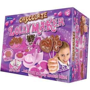 John Adams Chocolate Lolly Maker £11.99 @ Amazon