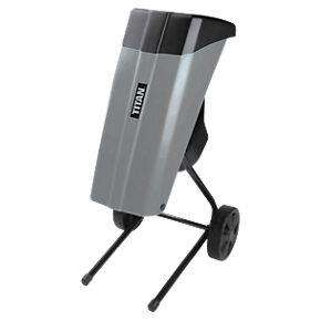 2500w garden shredder w/2 year guarantee at Screwfix - £74.99 or possible £67.49 with code