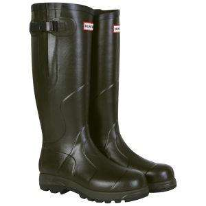 MEN'S HUNTER BALMORAL WELLIES £47.99 DELIVERED (RRP UP TO £115) @ Allsoles