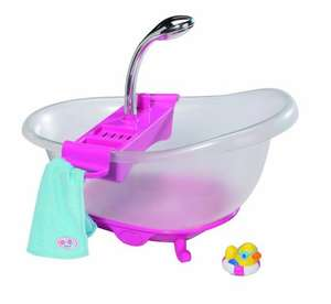 Baby born interactive bath tub with duck. Amazon £19.99