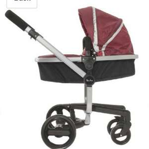 Silver cross surf dolls pram - Amazon £34.99
