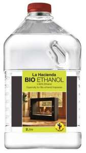 Bio Ethanol Fuel >> Bio Ethanol Liquid Fuel 2l By La Hacienda B Q 5 Can Be Used In