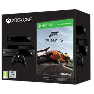 Xbox One Day One Edition with Forza 5 £429.99 @ Toys R US
