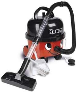 Numatic Little Henry  Hoover Toy Vacuum Cleaner £13.33 Amazon