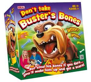 Don't take Busters bones - £13.33 on Amazon