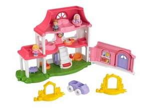 Fisher-Price Little People Happy Sounds Home - £21.33 @ Amazon