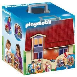 Playmobil 5167 My Take Along Modern Doll House £19.99 @ Amazon