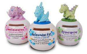 dino mates money jar 49p quality save/home bargains