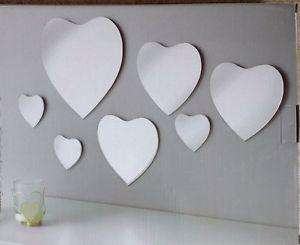 7 Piece heart mirror set was £5.99 now £1 *INSTORE ONLY* @ B&M.