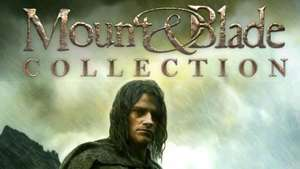 Mount & Blade Collection (Steam) £5.43 @ Gamestop (includes Warband, Fire & Sword & Napoleonic Wars)