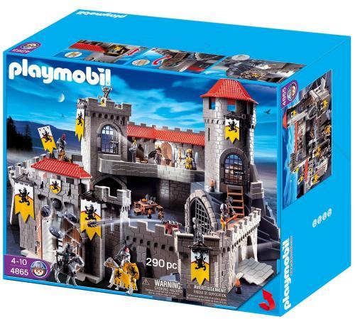 Playmobil 4865 Lion Knight's Empire Castle £99.99 @ Amazon