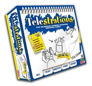 Ideal Telestrations £13.33 was £26.99 @ Amazon