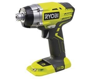Ryobi one+ 18v impact driver starter kit £99.99 @ B&Q