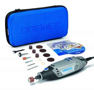 Dremel 3000 Series Multitool with 15 Accessories@ Amazon £29.98