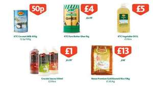 Crucials Sauces 500ml £1 @ Morrisons
