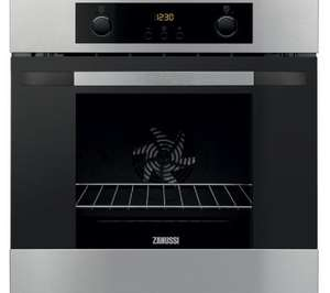 ZANUSSI ZOA35502XD Electric Oven - Stainless Steel - Currys - £134.00!