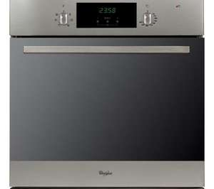 WHIRLPOOL AKP 206/01/IX Electric Oven - Stainless Steel - £179 @ Currys