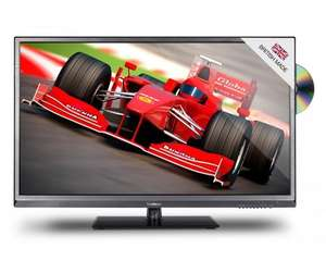 "Goodmans 32"" HD Ready LED TV with DVD Player - £229.99 @ Goodmas"