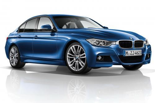 Tilsun - BMW 330d M-Sport [business media] £305.99 p/m lease deal