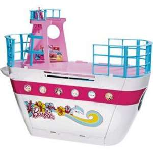 Barbie Cruise Ship Playset. Was £84.99 now £39.99 & 3 for 2 at Argos