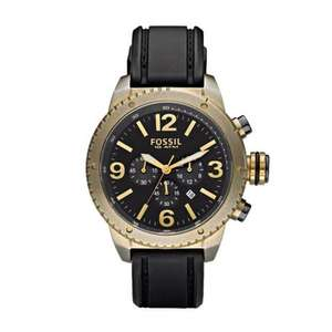Fossil Gents Vintaged Bronze Chronograph Watch (One Size) £50.94 Delivered Using Code @ Bargain Crazy