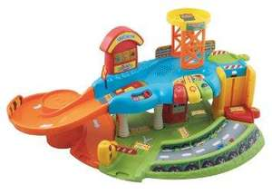 vtech toot toot drivers garage £20.63 delivered @amazon