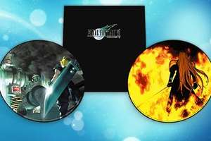 Final Fantasy VII Soundtrack on vinyl - limited edition, £44.99 @ Square Enix
