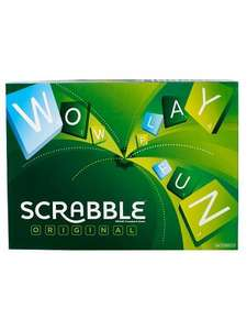 Scrabble new version £10 in store asda and online