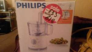 Phillips HR7620 food processor £18 @ Asda instore (over £50 Amazon)