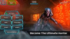 AVP: Evolution (Aliens vs Predator) - now FREE - for iOS iPad iPhone @ Apple iTunes App Store